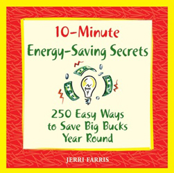 10 Minute Energy Saving Secrets